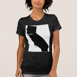 Código de área 415, California, área de la bahía Camisas