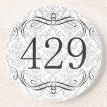 Código de área 429 posavasos diseño