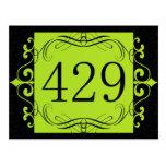 Código de área 429 postales