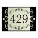 Código de área 429 tarjeta