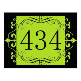 Código de área 434 tarjetas postales