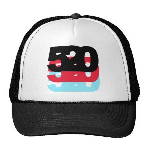 Código de área 520 gorra