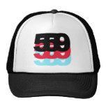 Código de área 559 gorras