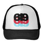 Código de área 619 gorras