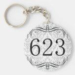 Código de área 623 llaveros