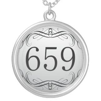 Código de área 659 joyería