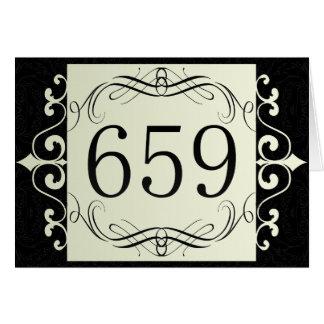 Código de área 659 tarjeton
