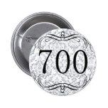 Código de área 700 pin
