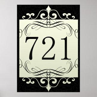 Código de área 721 poster