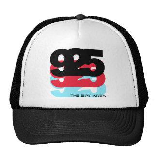 Código de área 925 gorras de camionero