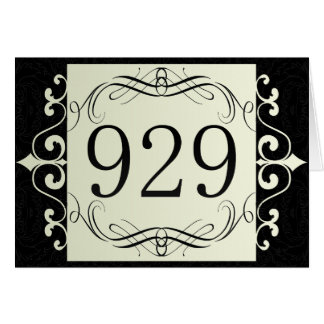 Código de área 929 tarjetas