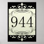 Código de área 944 posters