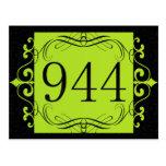 Código de área 944 tarjeta postal