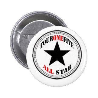 Código de área All Star - 415 San Francisco estre Pins
