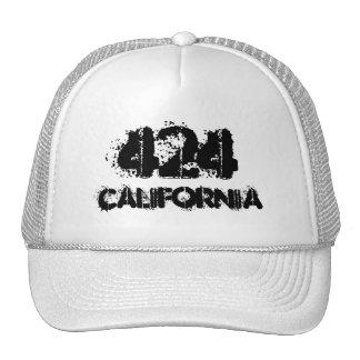 Código de área de California 424. Idea del regalo Gorras