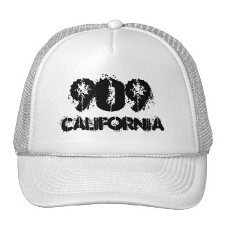 Código de área de California 909.  Idea del regalo Gorra
