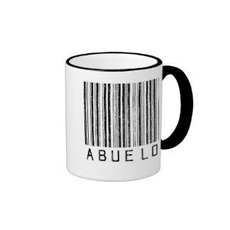 Código de barras de Abuelo Tazas De Café