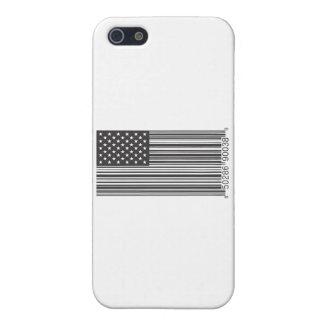 Código de barras de los E.E.U.U. iPhone 5 Protectores
