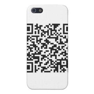 Código de barras de QR: Consiguió la tripa para ex iPhone 5 Carcasa