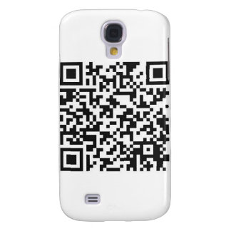 Código de barras de QR: Consiguió la tripa para ex Funda Para Galaxy S4