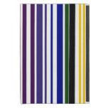 Código de barras doble del arco iris iPad mini cobertura