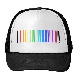Código de barras gay gorras