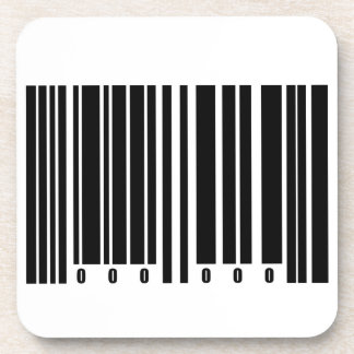 Código de barras posavaso
