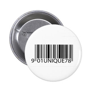 Código de barras - único pins