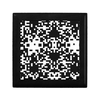 Código de exploración caja de recuerdo