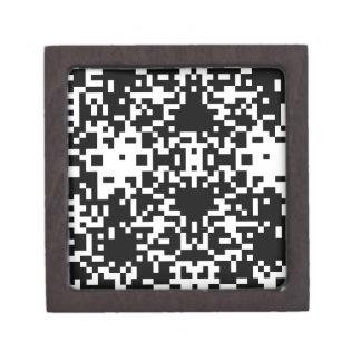 Código de exploración cajas de recuerdo de calidad