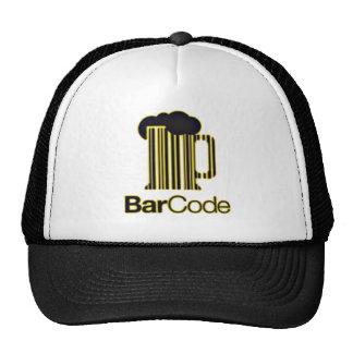 Código de la cerveza gorras