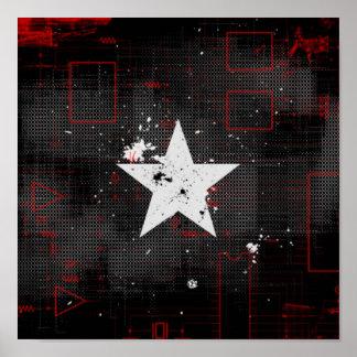 código de la estrella posters