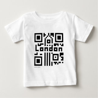 Código de Londres QR Poleras