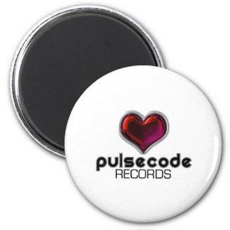 código de pulso imán redondo 5 cm