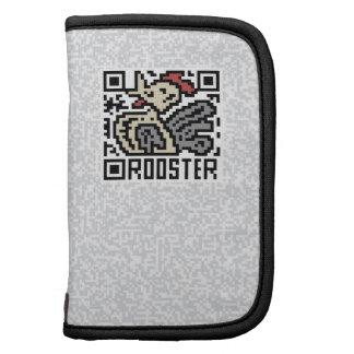 Código de QR el gallo Organizador