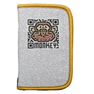 Código de QR el mono Organizadores