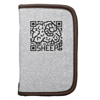 Código de QR las ovejas Organizador