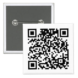 Código de QR Pin Cuadrada 5 Cm