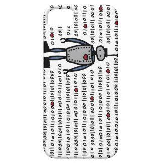 Código del amor iPhone 5 funda