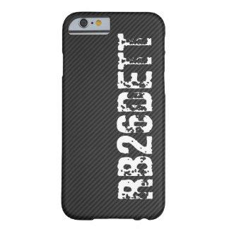 Código del motor de Nissan Skyline GT-r RB26DETT Funda Barely There iPhone 6