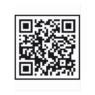 código del qr postales