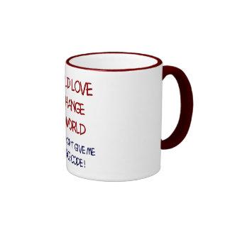 código fuente taza de café