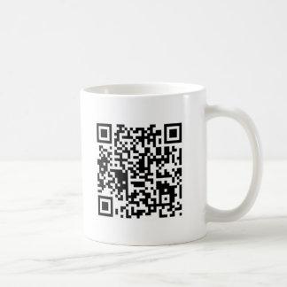 """código """"punto del qr que ese teléfono en alguna taza de café"""