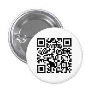 Código Rickrolled del rollo QR de Rick Pins