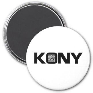 Código video José Kony de Kony 2012 QR Imanes