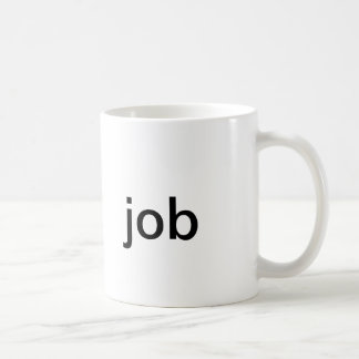 codjob! coffee mug