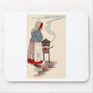 Codlins caliente alfombrillas de raton