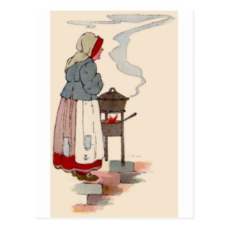 Codlins caliente postal