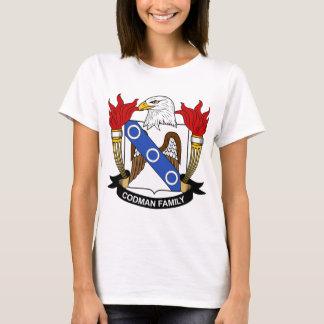 Codman Family Crest T-Shirt