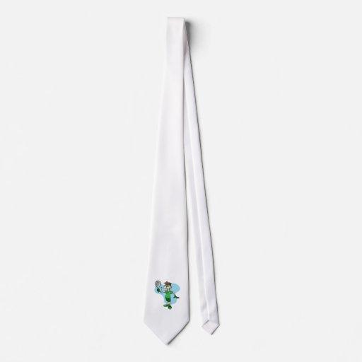 Codo de tenis corbata personalizada